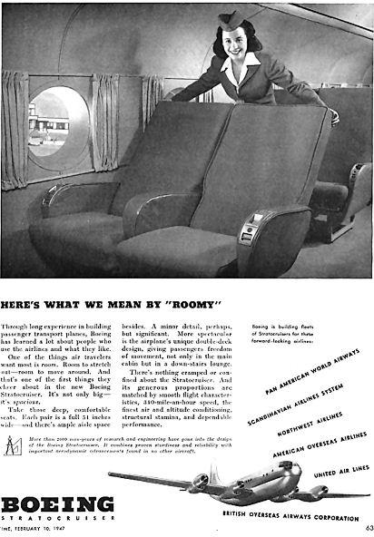 1947 Boeing Stratocruiser